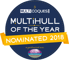 NEEL 51 NOMINATED FOR THE ELECTION OF THE MULTIHULL OF THE YEAR
