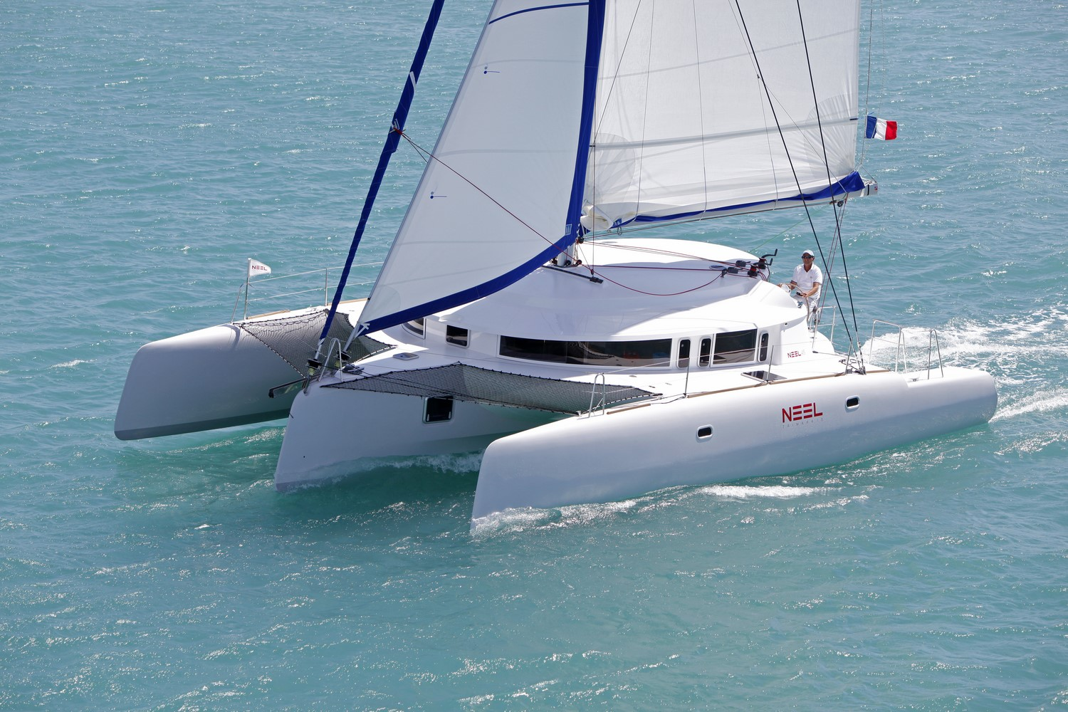 NEEL 45 EVOLUTION SAILING