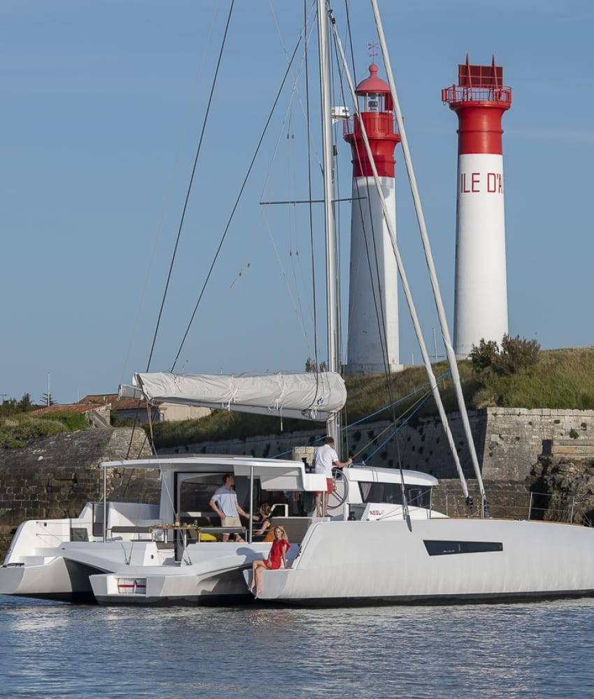 Sail Best Boats : NEEL 47 is nominated