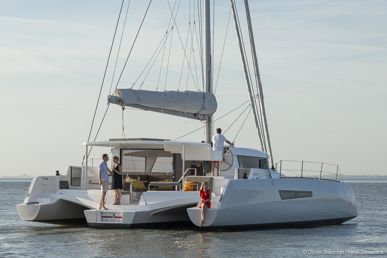 Vote for the NEEL 47 which is nominated for the Multihull of the year 2020 award 1