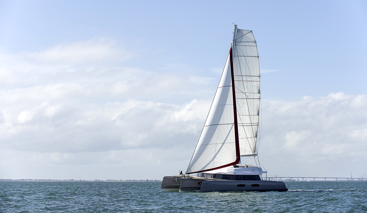 NEEL 65 EVOLUTION SAILING