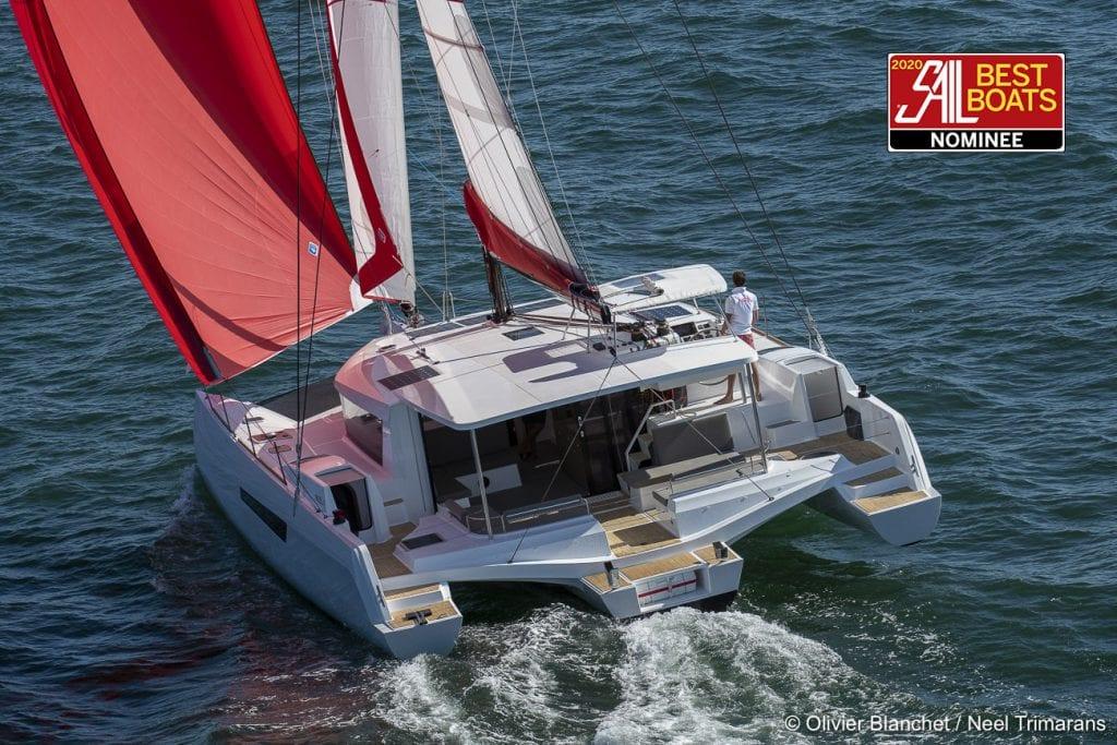 Sail Best Boats 2020 : le NEEL 47 est nominé 2