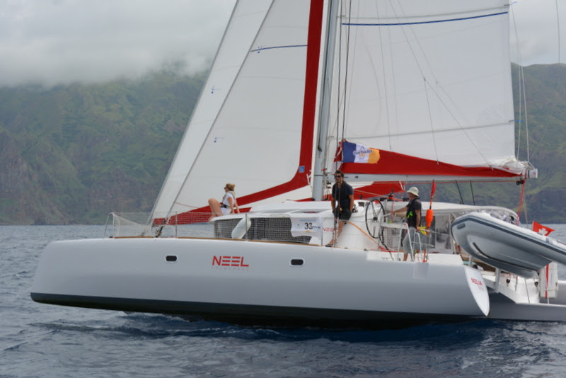 STANDARD NEEL 45 FINISHES SECOND AT THE BARBADOS 50 !