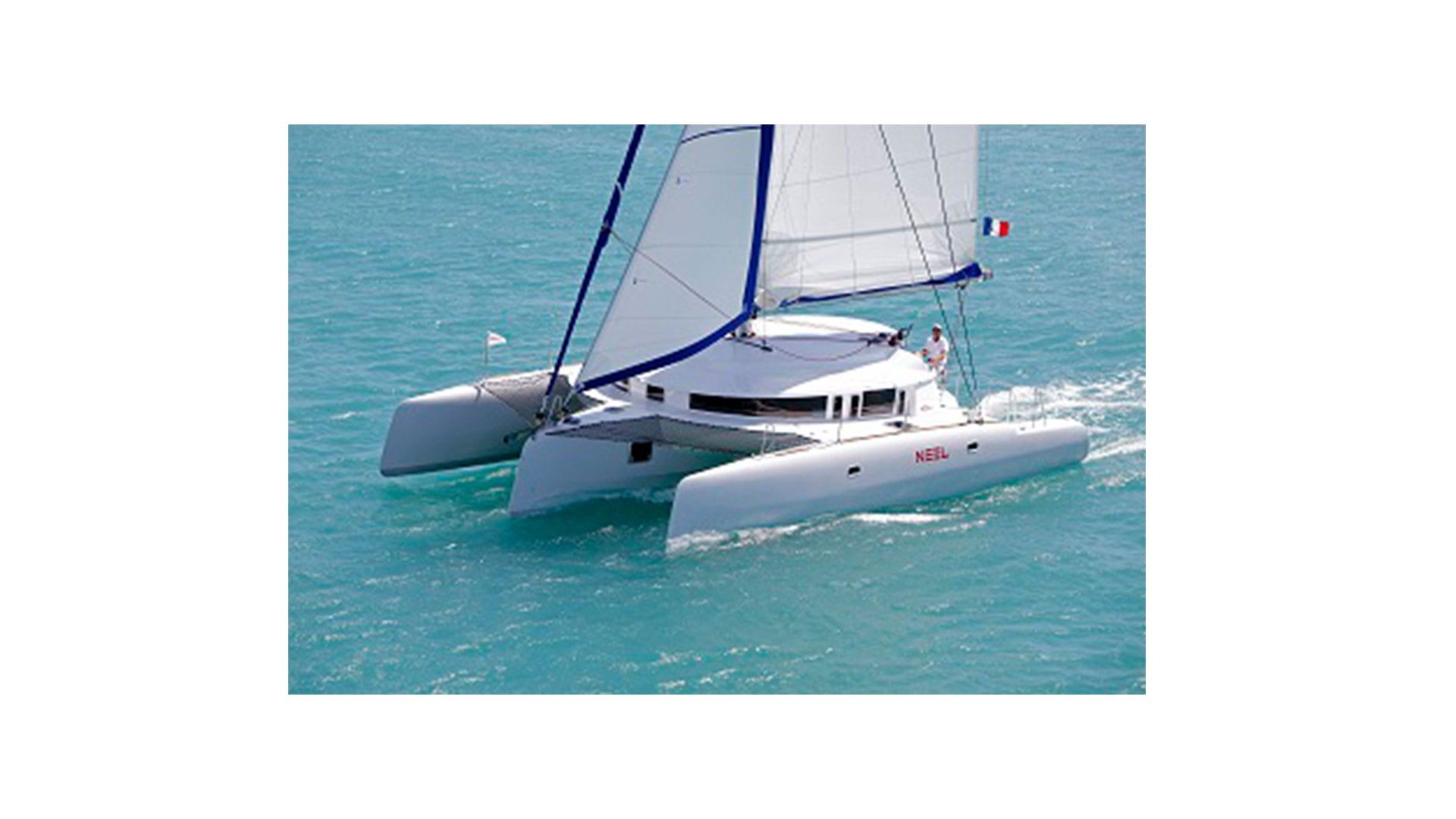 Yvon rents NEEL in the West Indies 2