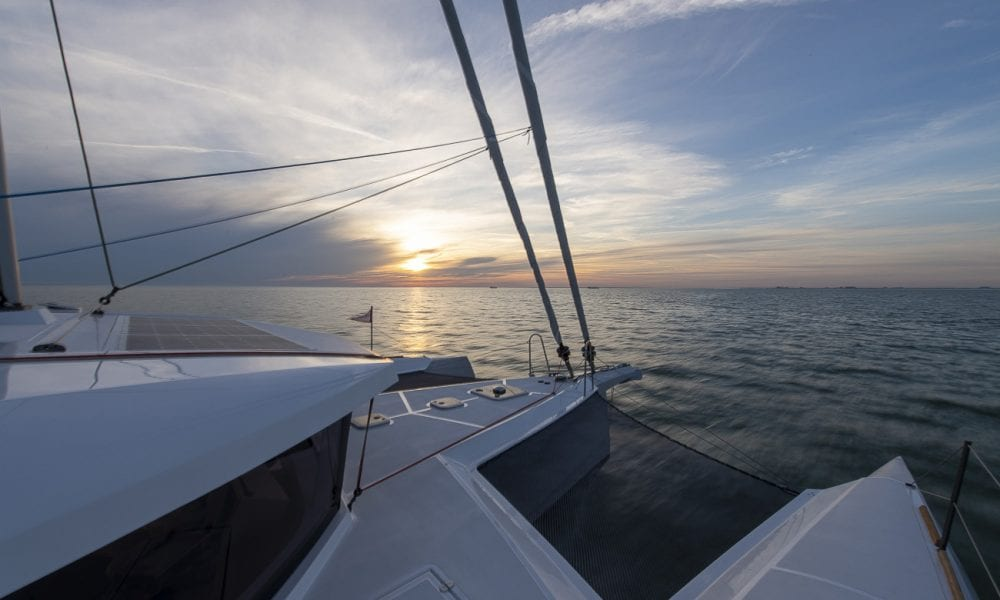 """""""NEEL-TRIMARANS made me more than happy with this NEEL 47"""""""