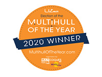 multihull of the year
