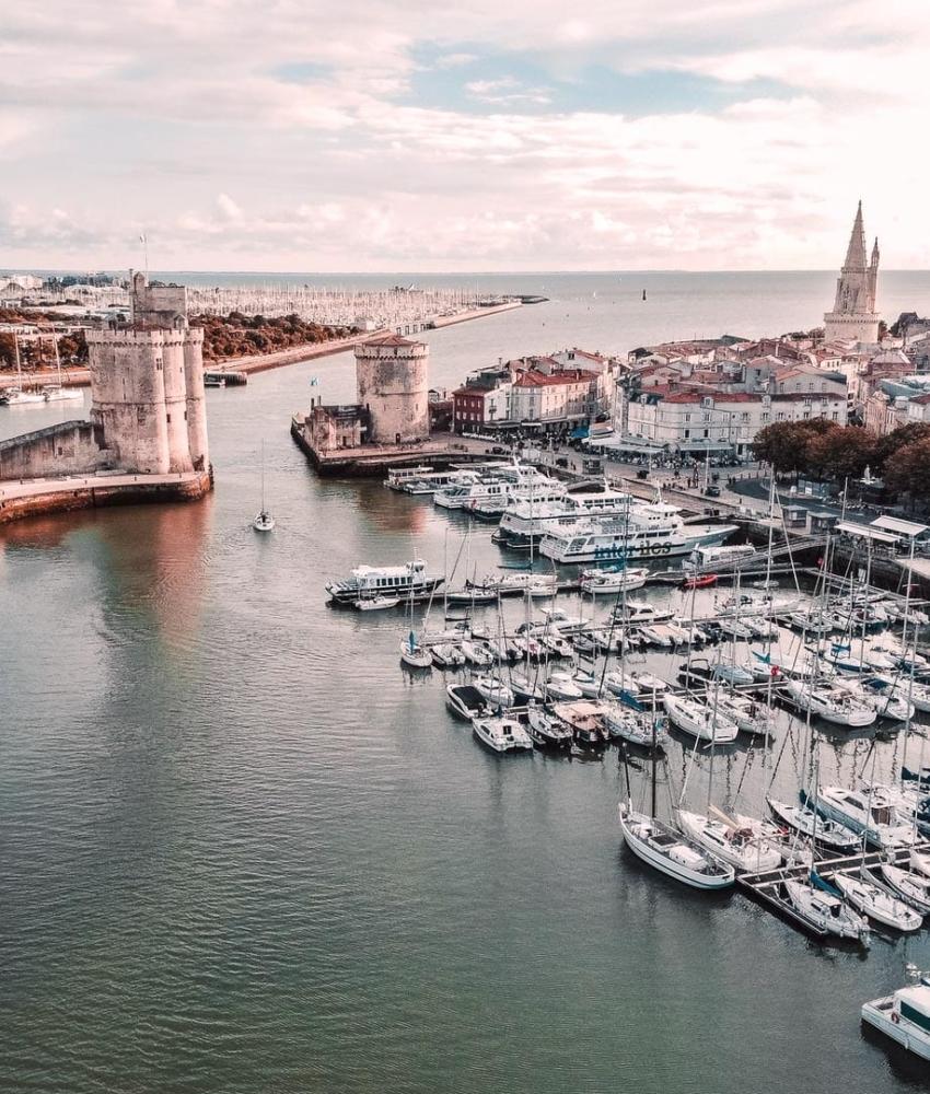 Journées visites privées du 9 au 12 décembre à La Rochelle