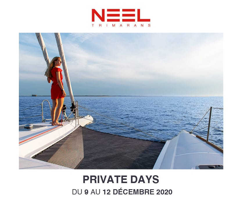 Private days from 9 to 12 December in La Rochelle 2