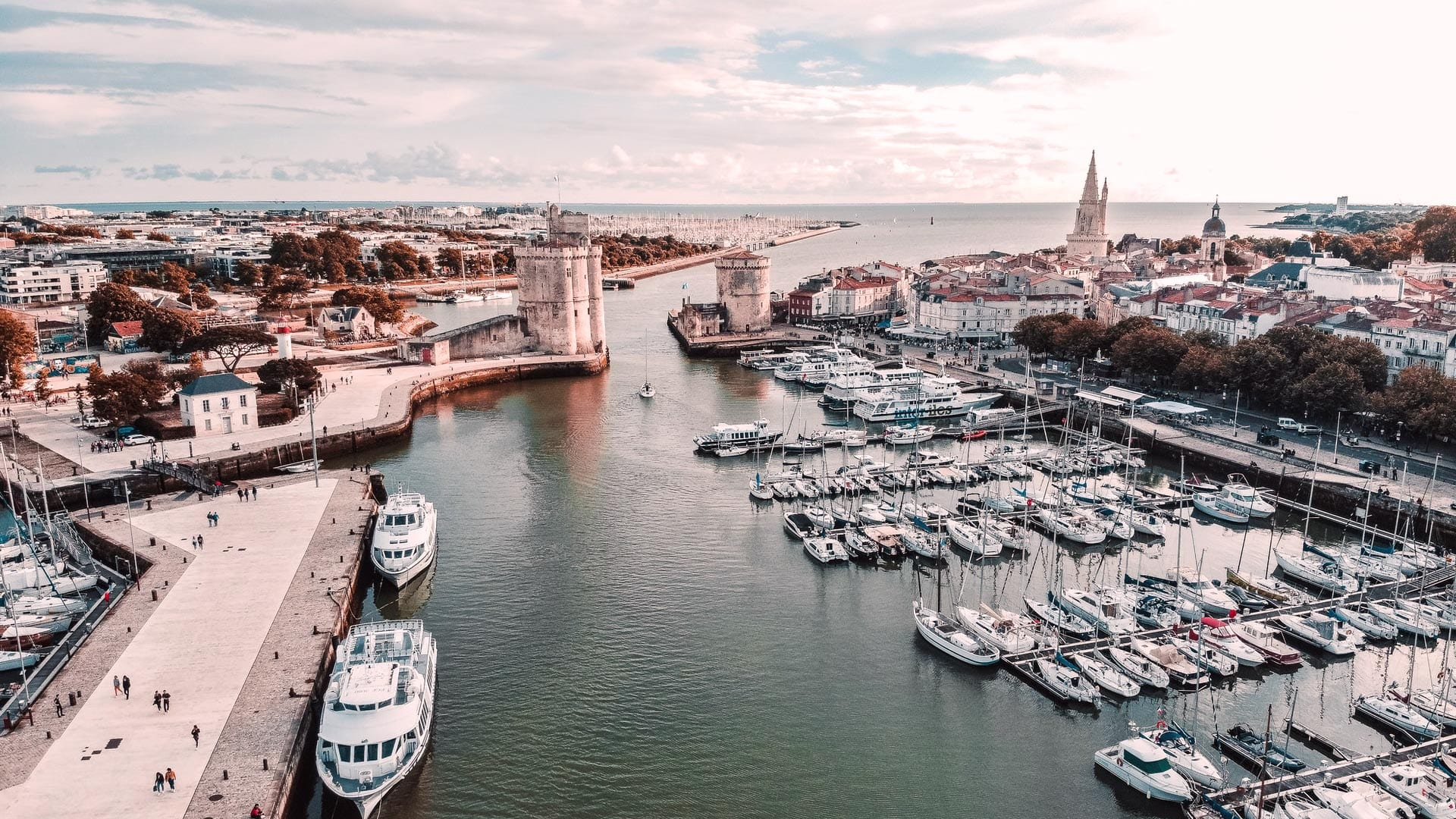 Private days from 9 to 12 December in La Rochelle