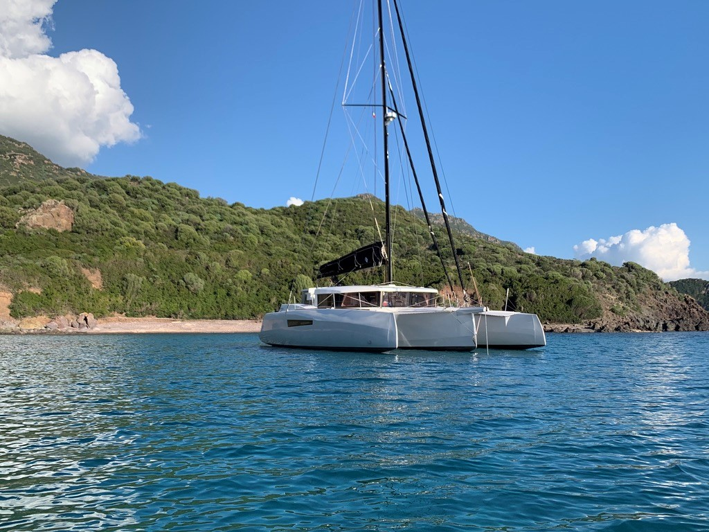 Tania and Lorenzo tell us why they chose the NEEL 47